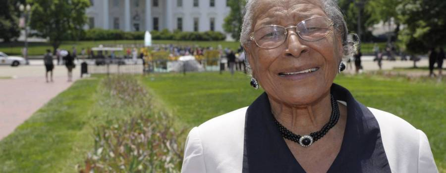 Recy Taylor has a wikipedia page!