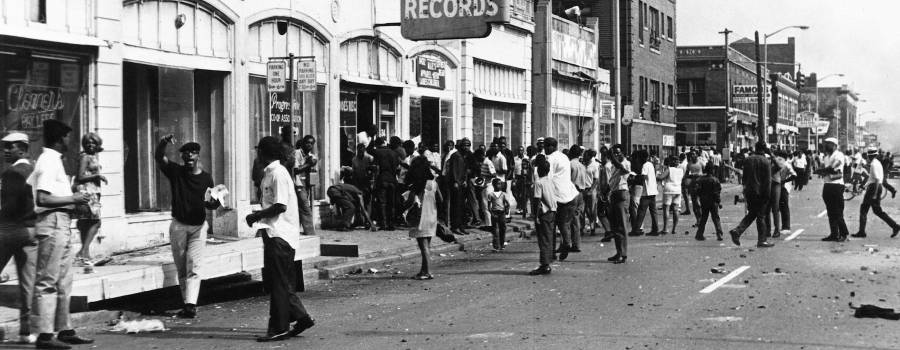 The Roots of the 1967 Detroit Rebellion