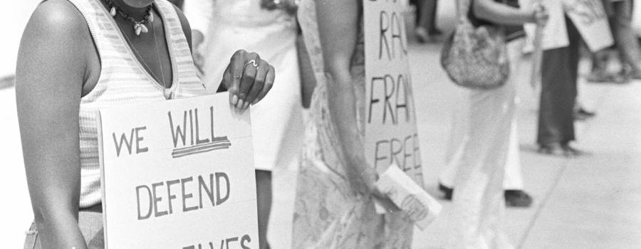 Black Women Are Central to the Struggle Against Sexual Violence